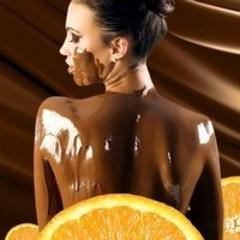 Шоколадное Фондю - антистресс программа для чувствительной кожи. Полное обертывание для тела. Beaubelle.