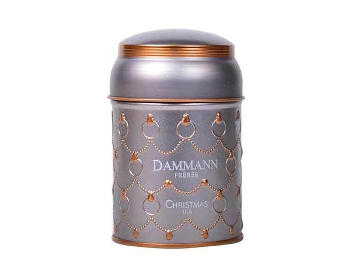 Чай белый рождественский Dammann Cristmas Tea blanc, 50 г
