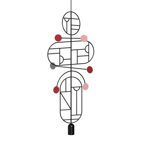 Подвесной светильник копия Lines & Dots LDS19 by Home Adventures