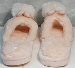 Тапочки женские открытые Yes Mile A-08 Pink