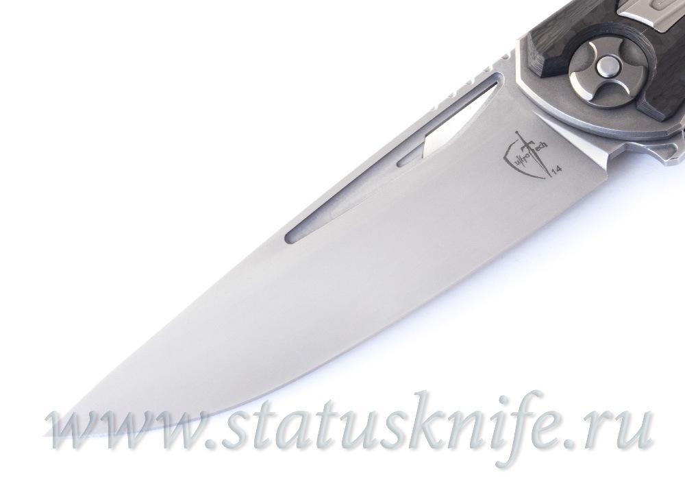 "Нож Сварн 2 ""Svarn 2 СutOut"" Mid-Tech M390 от CultroTech - фотография"