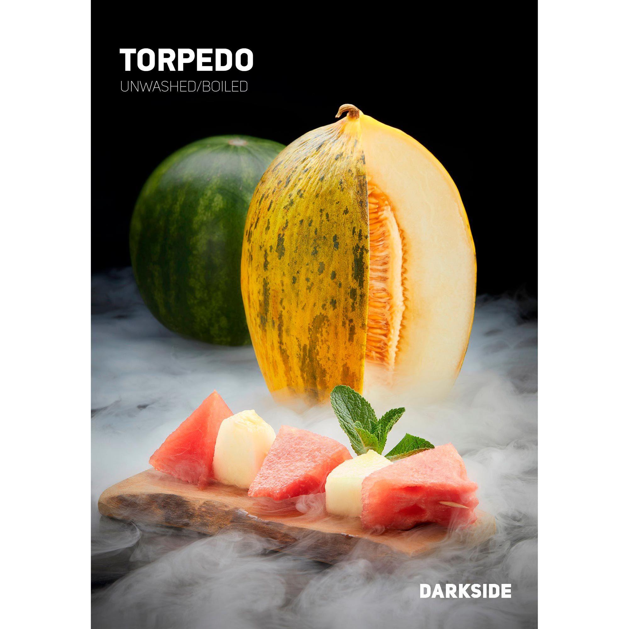 Табак для кальяна Dark Side Core 100 гр Torpedo, магазин FOHM