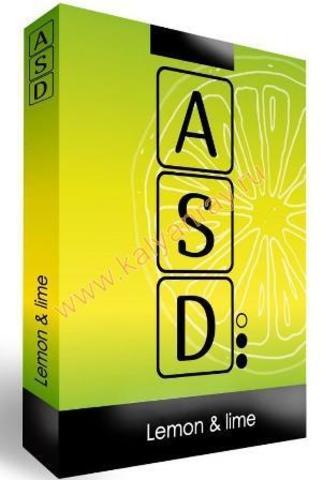 Бестабачная смесь ASD Hookah - Лимон и Лайм