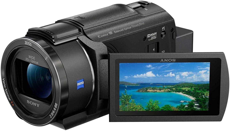 4K видеокамера Sony FDR-AX43 в интернет-магазине Sony Centre