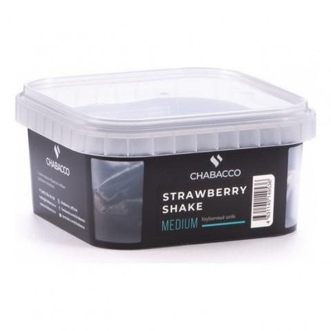 Chabacco Strawberry Shake (Клубничный шейк) 200г