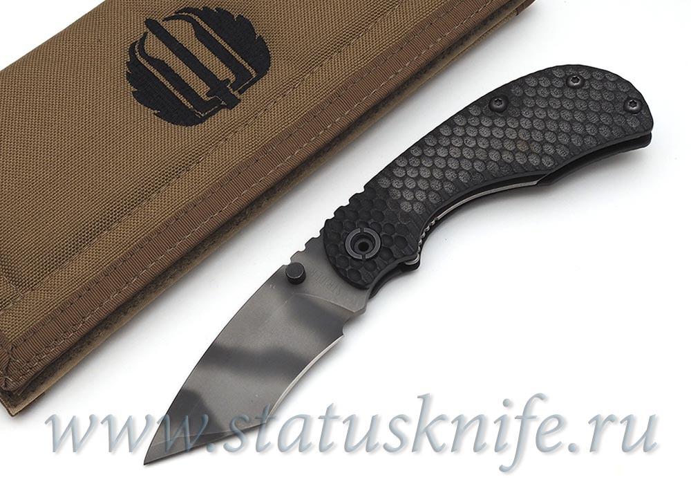 Нож Strider RCC Tanto GG tiger stripe - фотография