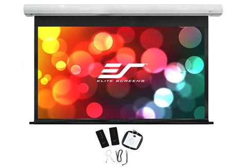 Elite Screens SK120XHW-E10, экран электрический