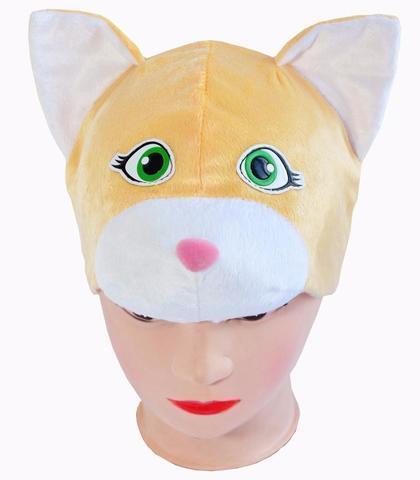 Купить Маску-шапочку Кошка - Магазин