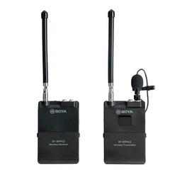 Радиомикрофон Boya BY-WFM12 черный