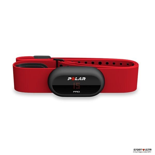 Набор ремешков Polar Pro Soft Strap Red 10 KIT