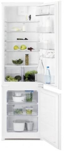 Встраиваемый двухкамерный холодильник Electrolux RNT3FF18S