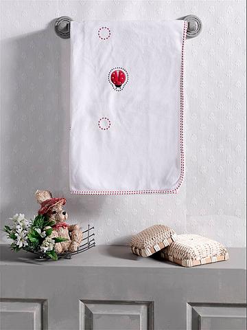 """Плед флисовый """"Little Ladybug"""", 100% полиэстер, размер 80*120 см (стандарт)"""