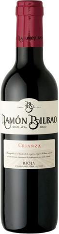 Вино Bodegas Ramon Bilbao, Crianza, Rioja DOC, 0.375 л