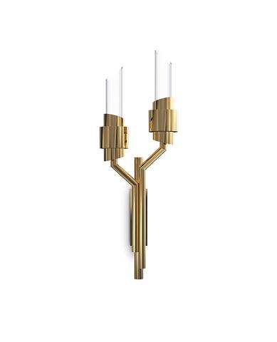 Настенный светильник копия TYCHO TORCH SMALL by Luxxu