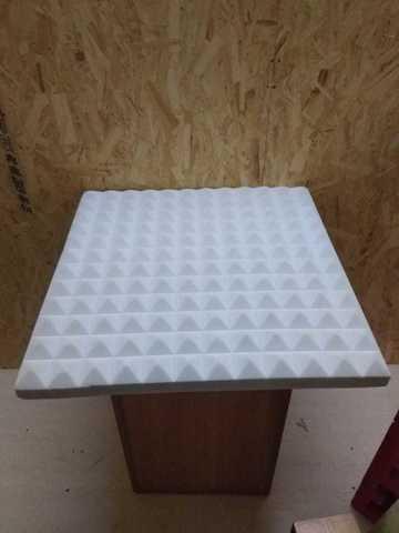 НЕГОРЮЧАЯ акустическая панель ECHOTON FireProof Piramida