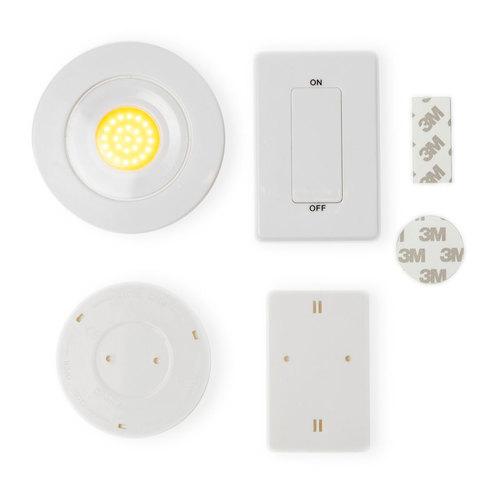 Беспроводной дистанционно управляемый свет Wherever Lite