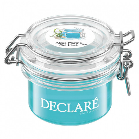 DECLARE   Маска-ультраувлажнение с морскими водорослями / Algae Marine Gel Mask, (50 мл)
