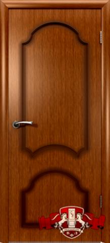 Дверь Владимирская фабрика дверей 3ДГ3, цвет орех, глухая