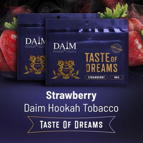 Табак Daim Strawberry 100 г