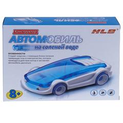 Конструктор: Автомобиль на соленой воде