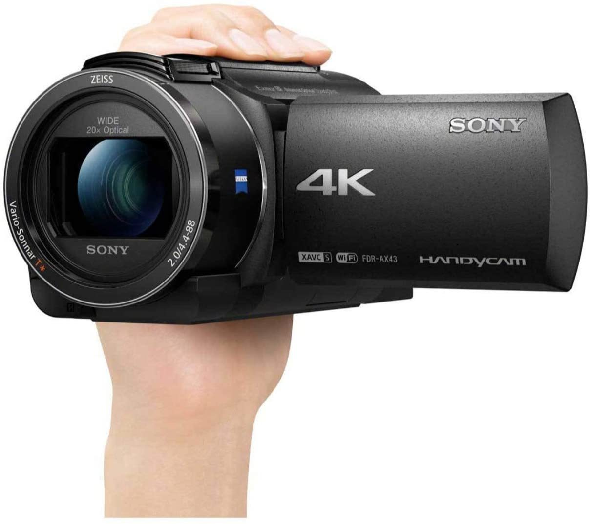 Купить камеру Sony FDR-AX43 в интернет-магазине Sony Centre