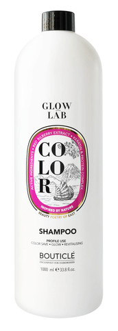 Шампунь для окрашенных волос с экстрактом брусники - COLOR SHAMPOO (1000мл)