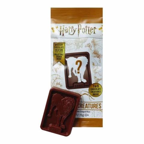 Гарри Поттер и шоколадные существа
