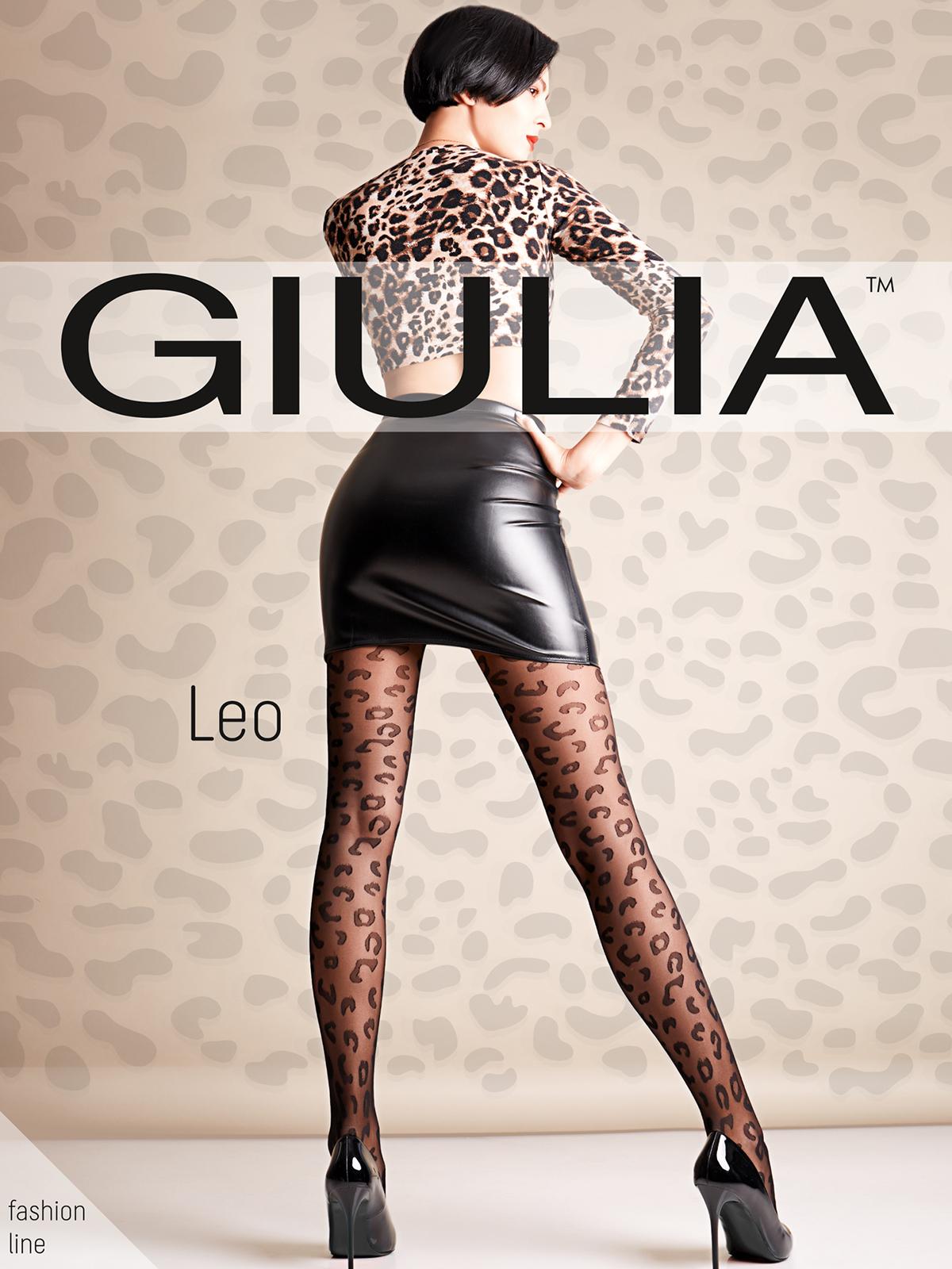 Giulia LEO 1 20 den колготки женские