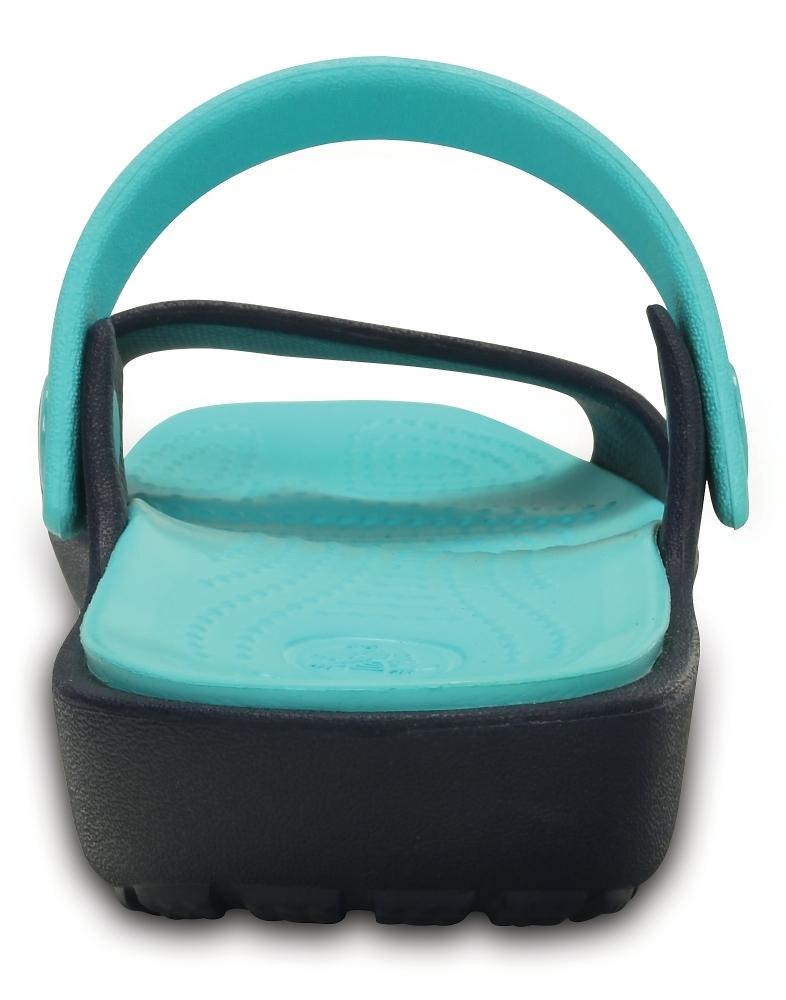 Женские сандалии Крокс фото