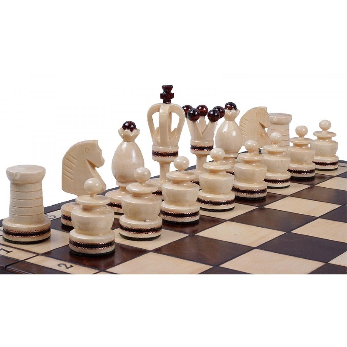 Шахматы инкрустированные