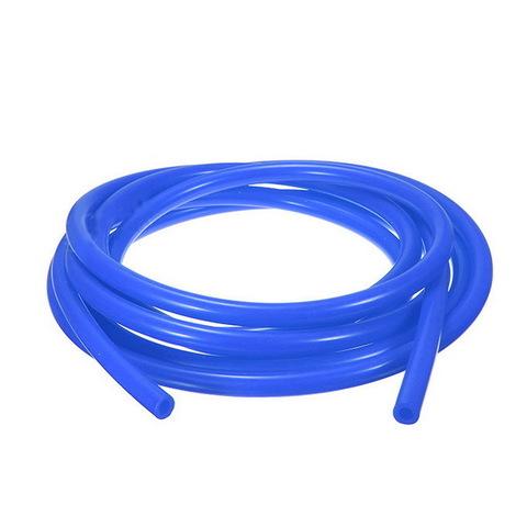 Шланг ПВХ 8 мм для быстросъемов 12 мм, 1 м (синий)