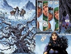 Вселенная DC. Rebirth. Чудо-Женщина. Книга 1: Ложь