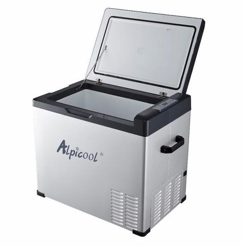 Компрессорный автохолодильник Alpicool C50 (50 л, 12/24/220)