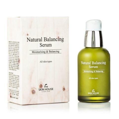 The Skin House Natural Balancing Serum матирующая сыворотка для комбинированной кожи