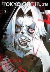 Tokyo Ghoul: re, Vol. 3