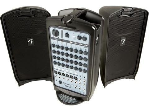 Звукоусилительные комплекты Fender Passport 500 Pro