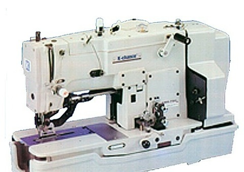 Промышленный петельный полуавтомат челночного стежка K-Chance KBH-783 | Soliy.com.ua
