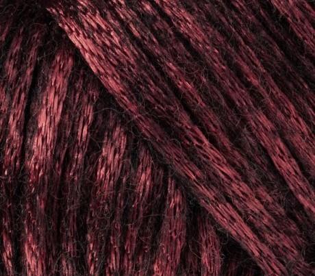 Пряжа Gazzal Rock n Roll 12833 красная тафта