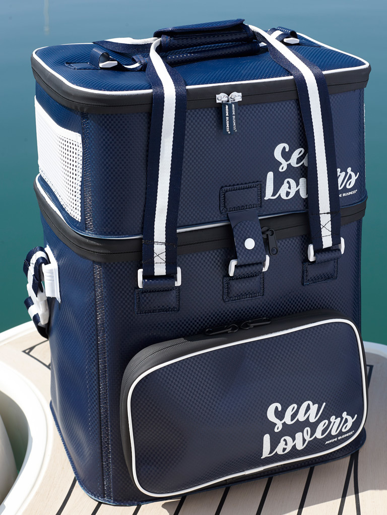 COOLER AND KITCHENWARE PACK (SERVES 4), SEA LOVERS