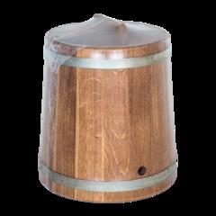 Дубовая бочка конусная для алкоголя, 3 литра, фото 2