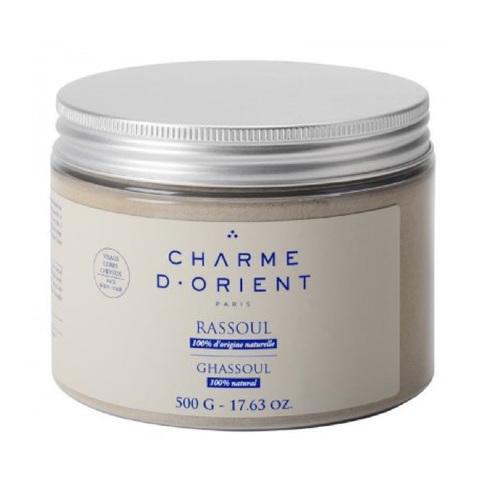 CHARME D'ORIENT | Маска минеральная «Рассул» / Rassoul / Ghassoul, (500 г)