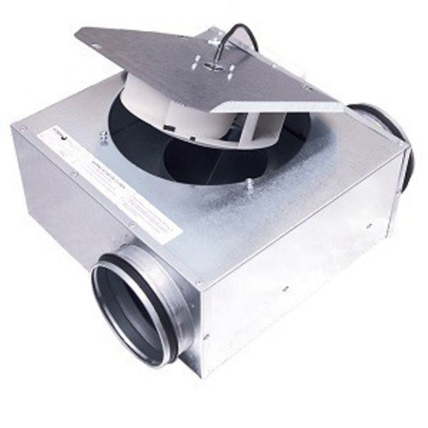 Вентилятор канальный LPKB Silent 200 C1 Ostberg низкопрофильный в изолированном корпусе