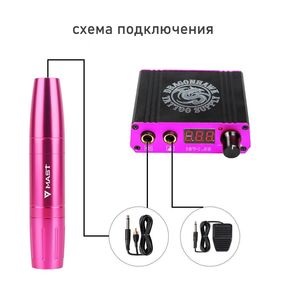 Mast Magi + mini Power