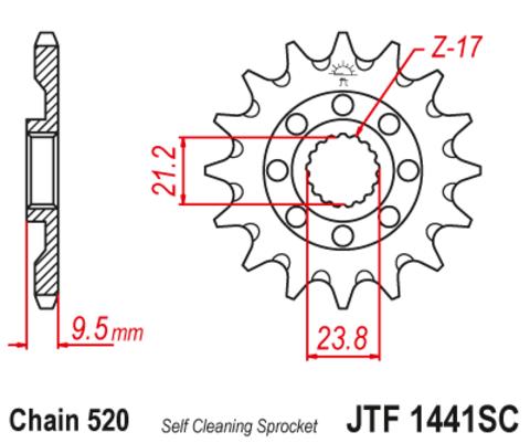 JTF1441