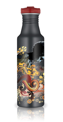 Бутылка Thermos Roho BN (0,7 литра), черная