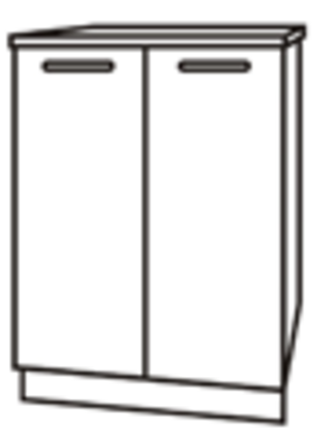 Чили ШН 600 шкаф нижний