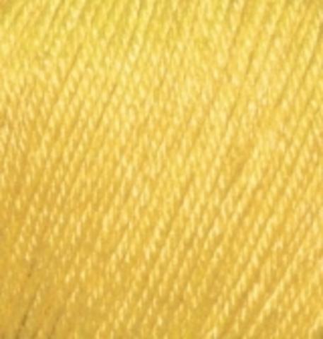 Пряжа Alize Baby Wool желток 216