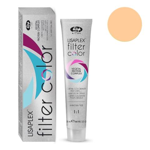 Оттенок телесно-песочный металлик Крем-краситель для волос Lisaplex Filter Color 100мл