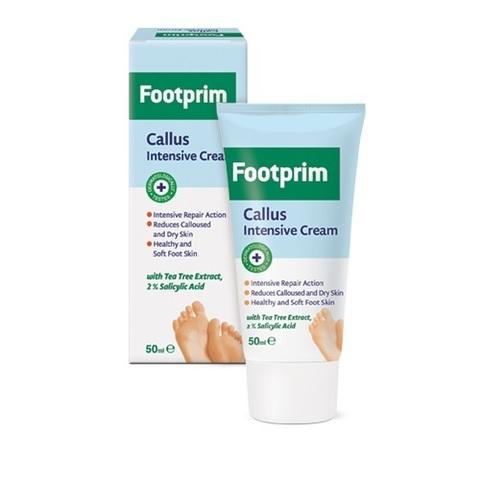 Интенсивный крем против мозолей Callus Intensive Cream Footprim