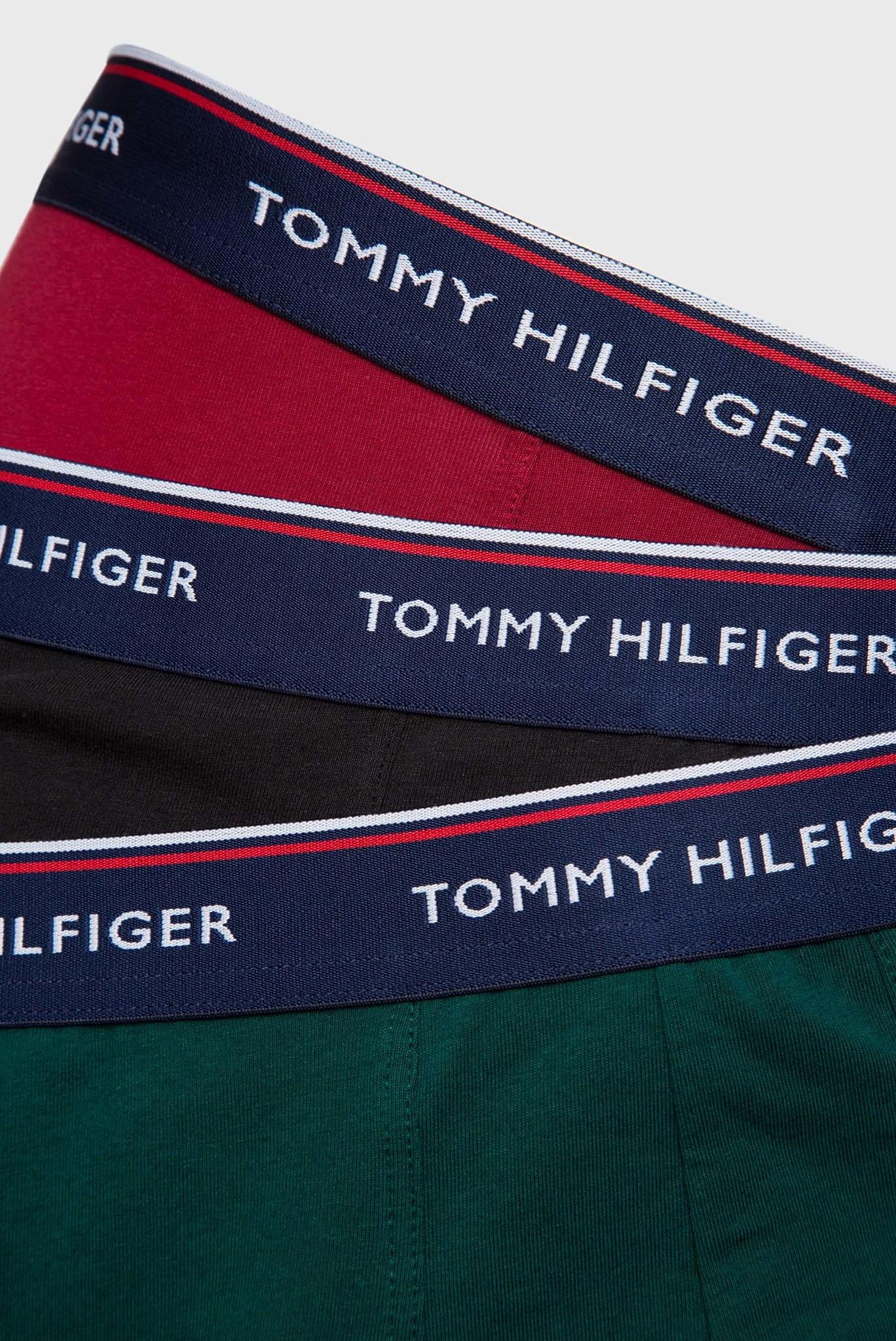 Мужские хлопковые боксеры TRUNK (3 шт) Tommy Hilfiger